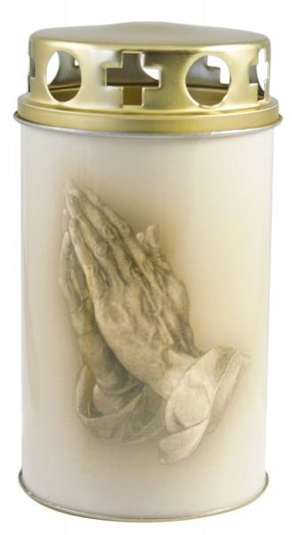 """Ökolicht """"Betende Hände"""""""