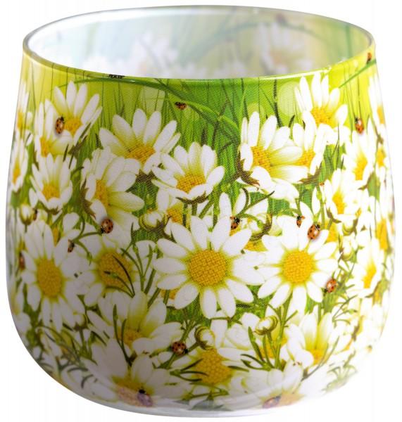 "Duftglas mit Motiv ""Secret Garden"""
